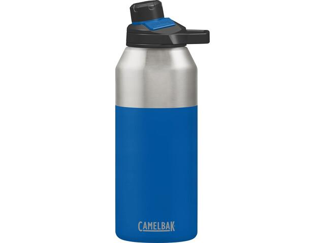 CamelBak Chute Mag Butelka termiczna ze stali nierdzewnej Emalia, 1 litr, cobalt